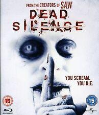 Dead Silence Blu-ray Region ALL