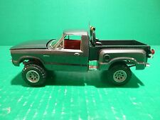 AMT FORD COURIER 4X4 BUSH BABY VINTAGE 1/25 BUILT Car Mountain JUNKYARD