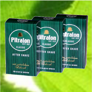(6,12€/100ml) Pitralon Classic After Shave 3x100ml <>WP