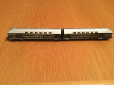 PECOn gaugeGerman carriages x2- in good condition