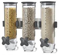 Clair de pâtes alimentaires céréale distributeur nourriture sèche conteneur de stockage dispenser machine cadeau