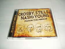 CROSBY STILLS NASH & YOUNG MAN IN THE MIRROR LIVE ON AIR 1970