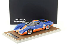 1969 MCLAREN M6 GT GULF EDITION LTD ED 100PCS 1/18 MODEL BY TECNOMODEL TM18-40C