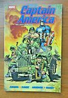 Marvel CAPTAIN AMERICA by Dan Jurgens Kubert Anderson TPB