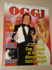 OGGI=1997/52=MAGO SILVAN ANNA FALCHI=PAOLA PEREGO=POKEMON=PADRE PIO=IVANA TRUMP=