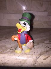 VINTAGE DISNEY DONALD DUCK SCROOGE FIGURINE JAPAN