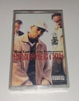 Resurrection Lords of the Underground New Sealed Cassette Tape 1999