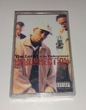 Resurrection by Lords of the Underground New Sealed Cassette Tape Apr-1999