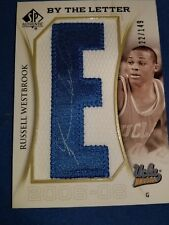 2010 SP Authentic Russell Westbrook #79 Basketball Card