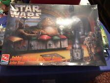 ERTL 1995 Jabba the Hutt Throne Room Action Scene **SEALED**