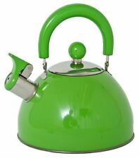 Ollas y cacerolas de cocina de cerámica color principal verde