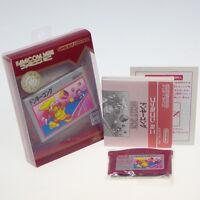 Famicom mini DONKEY KONG GAME BOY ADVANCE Nintendo GBA Japan Import Complete !!