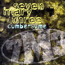 CUMBERSOME [LP & ACOUSTIC SINGLE] SEVEN MARY THREE (CD, JAN-1996, ATLANTIC)