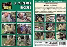 La taxidermie moderne  - Naturalisation - Vidéo Chasse