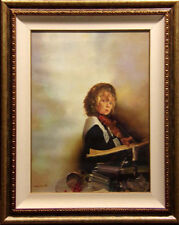 "Michael Gorban ""Violin Concert"" Giclee on Canvas Hand Signed Make an Offer!"