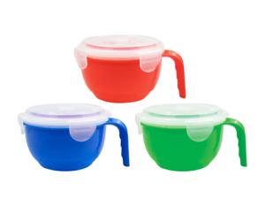 Microwaveable Food Bowl - Fresh Storage Expiry Expire Preserve