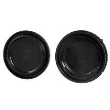 Body & Rear Lens Cap for Sony DSLR-A35, A37, A55, A57, A65 or Any A Mount Lens