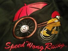 Dickies JT15BK M-RG Speed Woug Racing Custom Cycle Motorcycle Liner Jacket. Sz.M