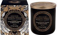 NEW Mor Emporium Classics CANDIED VANILLA Fragrant Candle Free Postage
