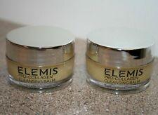 2 x Elemis Pro-Collagen Cleansing Balm 0.7 oz .7 / 20g each = 1.4 oz Travel Size