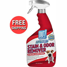 Advanced Stain and Odor Remover 32 Ounce Cleaning Power To Eliminate Stain Odor