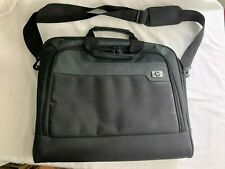 Laptop Hp carga superior caso bolsa negro, hasta 15.6""