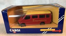 CORGI C676/5 ~ FORD TRANSIT ~ ROYAL MAIL POST BUS ~ NEW IN BOX(RARE IN THE U.S.)