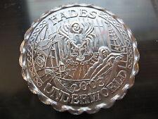 hades underworld satan devil 2003 Mardi Gras Doubloon Coin new orleans