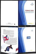 Folder P.I - 2006 - Torino 2006 Collezione Filatelica Ufficiale