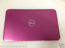 DELL Inspiron 15R Switch By Design Studio Lotus Pink Lid (08) P/N V3N56