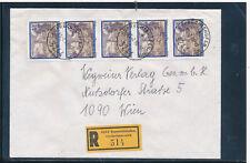Reco-Brief aus 3244 Ruprechtshofen mit Dauermarken Stifte und Klöster  (J10)