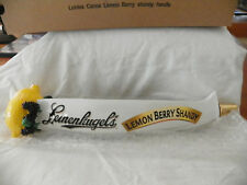 "Leinenkugel Brewing Leinies Lemon Berry Summer Shandy Beer Tap Handle 13"" nib"