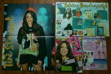 Martina Stoessel TINI Violetta magazine poster articles clippings