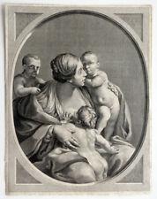 CORNELIA AFRICANA MUTTER DER GRACCHEN NACH GUIDO RENI MADRE DEI GRACCHI 1720