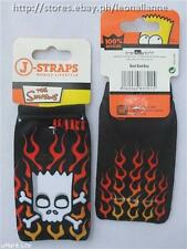 75% OFF! AUTH J-STRAPS THE SIMPSONS MOBILE PHONE SOCK BAG # 15 BNWT