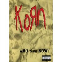 Korn - Who Then Now Neuf DVD