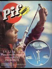 PIF GADGET N°417.  Mars 1977. SANS LE GADGET.