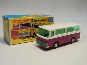 MATCHBOX SUPERFAST No12 SETRA COACH VNMB