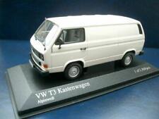 + VOLKSWAGEN VW T3 b Bus Transporter weiss von Minichamps in 1:43 400055060