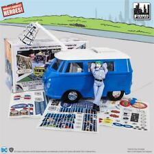 "DC Comics GOTHAM POLICE VAN for  8"" Retro Figures With Exclusive Joker Figure"