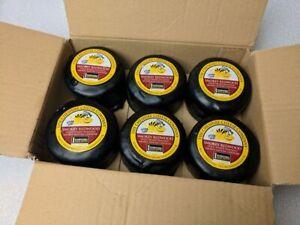 6 x Smokey Redwood Cheddar Wax Truckles 200g Multi Buy