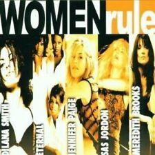 Women Rule Meredith Brooks, Dilana Smith, Eternal, Jennifer Paige, Luscio.. [CD]