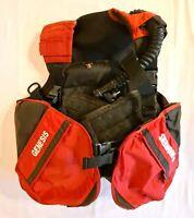 Sherwood GENESIS SCUBA Dive Vest Medium Large X Large
