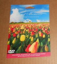 Quiet Moments Relaxing Moods DVD video RARE Transform Your TV