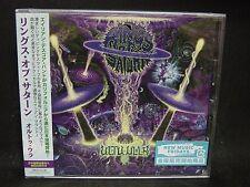 RINGS OF SATURN Ultu Ulla JAPAN CD Abiotic Under A Dead Sky Technical Deathcore
