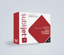 SAWGRASS SubliJet-R Cartuccia di inchiostro per Ricoh Aficio SG3110DN, 7100DN-Nero 42 ML