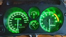 GREEN HONDA ST1100 PANEUROPEAN led dash clock conversion kit lightenUPgrade