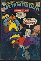 Metamorpho #17 Last Issue! Very Good Silver Age DC Comics 1965 Series CBX6B