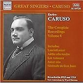 Enrico Caruso - The Complete Recordings, Volume 8, Caruso, Enrico, Very Good CD