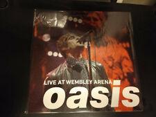 Oasis – Live At Wembley Arena LP ARGENTINA